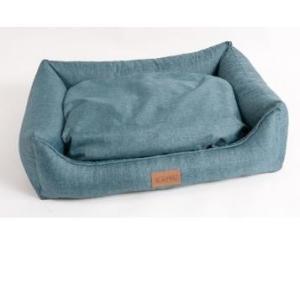 Лежанка для собак Katsu Sofa Opi XXXL, размер 145х115х14см., аквамарин