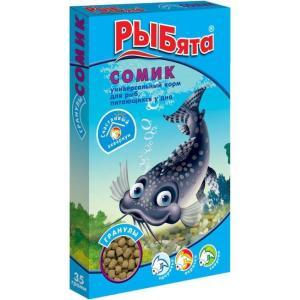 Корм для рыб РЫБята Сомик, 35 г