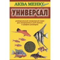 Фотография товара Корм для рыб Аква Меню Универсал, 30 г
