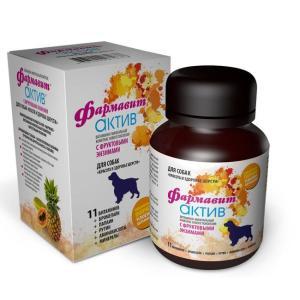 Витамины для собак Фито
