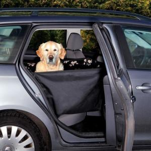 Подстилка для собак Trixie, размер 65х145см., черный/бежевый