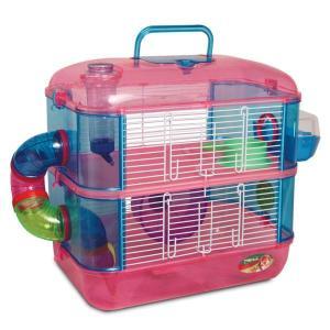 Клетка для грызунов Triol, размер 40х26х40см., цвета в ассортименте