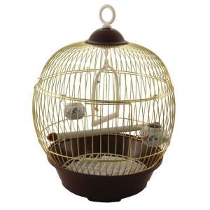 Клетка для птиц Triol, размер 23х36.5см.