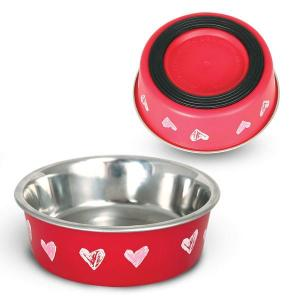 Миска для собак и кошек Triol Сердце