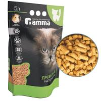 Фотография товара Наполнитель для кошачьего туалета Гамма Мелкие гранулы, 3 кг