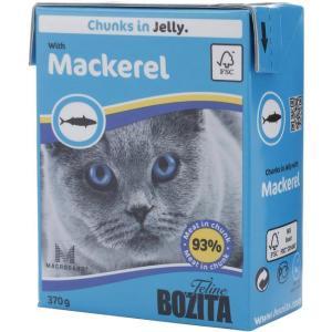 Корм для кошек Bozita Mackerel, 370 г, скумбрия
