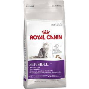 Корм для кошек Royal Canin Sensible 33, 4 кг