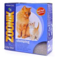 Фотография товара Наполнитель для кошачьего туалета Зооник, 3 кг
