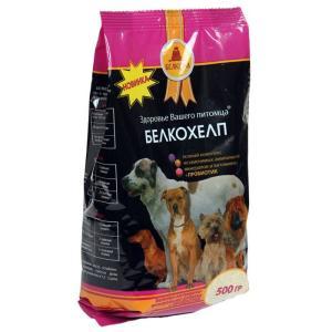 Витамины для собак Белком, 500 г