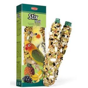Лакомые палочки для попугаев Padovan Stix Fruit, 100 г