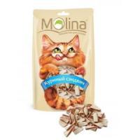 Фотография товара Лакомство для кошек Molina, 80 г