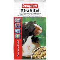 Фотография товара Корм для морских свинок Beaphar Xtravital, 1 кг, зерновые, овощи