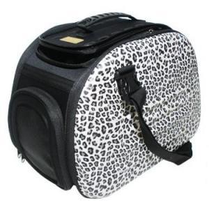 Сумка-переноска для собак и кошек Ibiyaya PTY, размер 46х32х30см., сафари