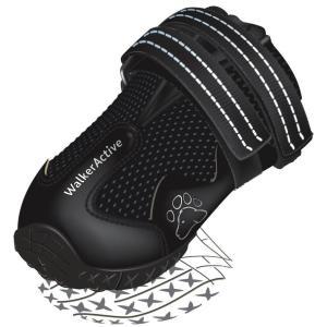 Ботинки для собак Trixie Walker Active XL, чёрный