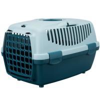Фотография товара Бокс для собак Trixie Capri 1, размер 1, размер 32×31×48см., петроль / светло-петроль