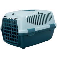 Фотография товара Бокс для собак Trixie Capri 2, размер 2, размер 37×34×55см., петроль / светло - петроль