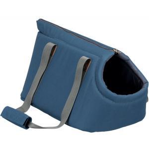 Переноска для собак Trixie Stanley, 100 г, размер 25×25×38см., синий