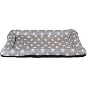 Подстилка для собак Trixie Stars, размер 100×70см., темно-серый