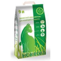 Фотография товара Наполнитель для туалета Homecat 9, 3 кг