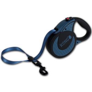 Поводок-рулетка для собак Kong ULTIMATE XL, синий