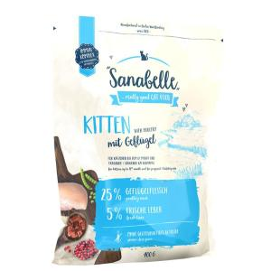 Корм для котят Sanabelle Kitten, 400 г