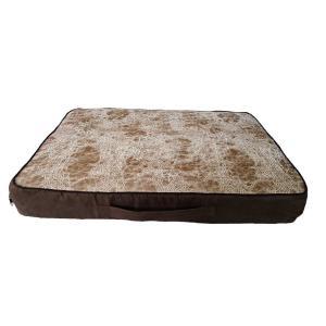 Лежанка для собак Osso Fashion XL, размер 135х90х8см., коричнево-бежевый