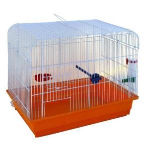 Клетка для птиц Зоомарк №2, размер 50х35х40см., цвета в ассортименте