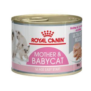 Корм для котят Royal Canin Mother & Babycat, 195 г