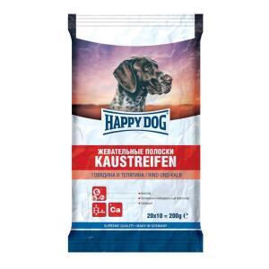 Лакомство для собак Happy Dog, 200 г, говядина и телятина