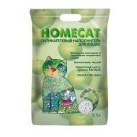 Фотография товара Наполнитель для кошачьего туалета Homecat Яблоко, 5.07 кг