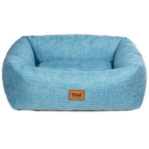 Лежак для собак и кошек Triol Венеция S, размер 47х37х16см.