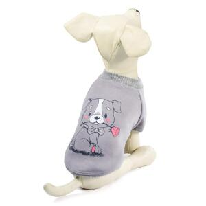 Толстовка для собак Triol Дружок L, размер 35см.