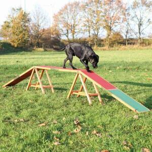 Набор для аджилити Trixie Dog Activity, размер 456х64х30см.