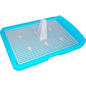 Туалет для собак N1 МАК08, размер 40х50см., голубой