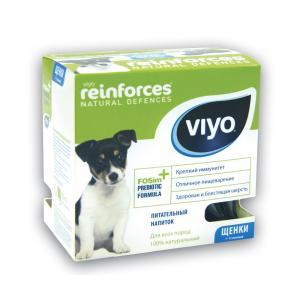Витамины для щенков Viyo