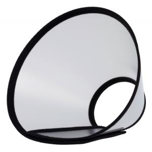 Защитный воротник для собак Trixie Protective Collar M, прозрачный