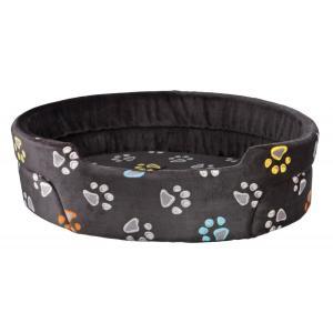 Лежак для собак Trixie Jimmy L, размер 85х75см., серый
