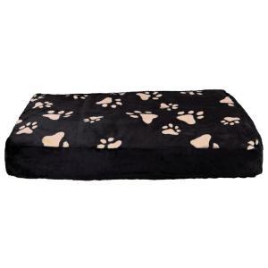 Лежак для собак Trixie Winny XL, размер 120х75см., черный
