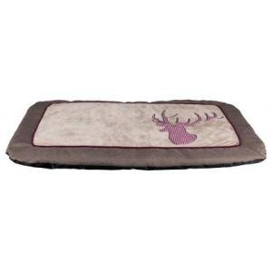 Лежак для собак Trixie Alma M, размер 80х60см., коричневый