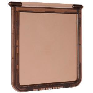 Запасная дверца Trixie FreeCat de Luxe, размер 18х18см., коричневый