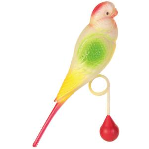 Игрушка для птиц Trixie Parakeet for Perch, размер 15см.
