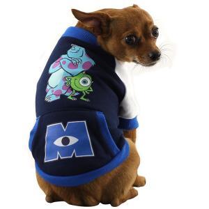 Толстовка для собак Triol Monsters XS, размер 18см., синий