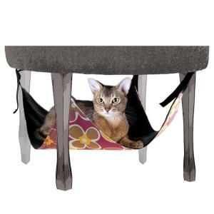 Гамак для кошек, 440х440мм, d600мм Гамма Дг-50600, размер 44х44см.