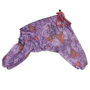 Комбинезон для собак Гамма Карликовый пудель, размер 25х24х13см., цвета в ассортименте