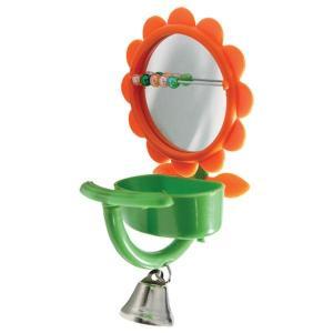 Игрушка для птиц Triol BR32, размер 7.5х15х6см., цвета в ассортименте