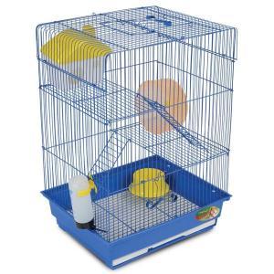 Клетка для грызунов Triol YD435, размер 35х26х46см.