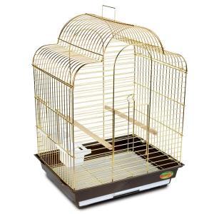 Клетка для птиц Triol 1301G, размер 52х41х71см.