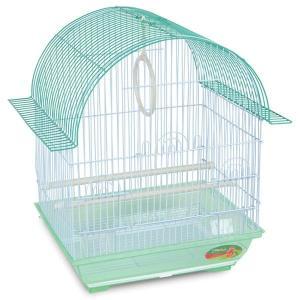 Клетка для птиц Triol 1600, размер 34.5х26х44см., цвета в ассортименте