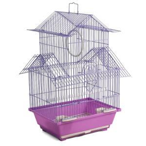 Клетка для птиц Triol 2116, размер 30х23х47см., цвета в ассортименте