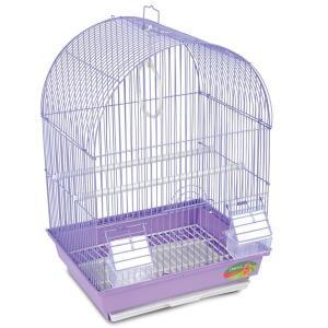 Клетка для птиц Triol 3100A, размер 34.5х28х50см., цвета в ассортименте